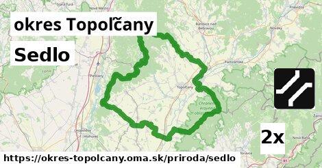ilustračný obrázok k Sedlo, okres Topoľčany