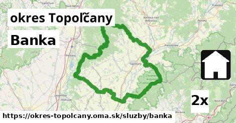 ilustračný obrázok k Banka, okres Topoľčany