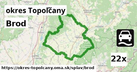 ilustračný obrázok k Brod, okres Topoľčany