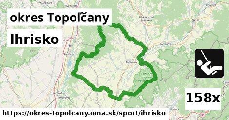 ilustračný obrázok k Ihrisko, okres Topoľčany