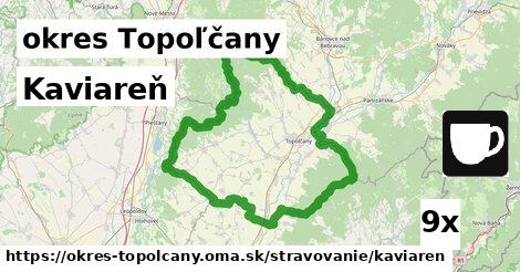 ilustračný obrázok k Kaviareň, okres Topoľčany