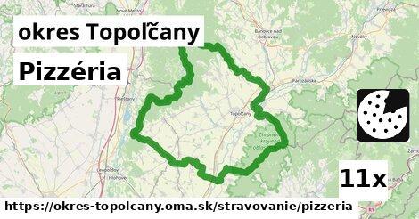 pizzéria v okres Topoľčany