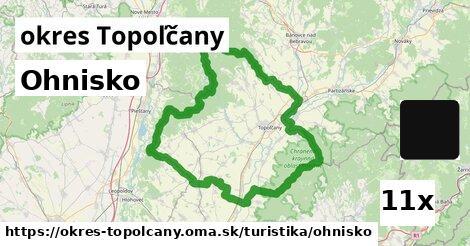 ilustračný obrázok k Ohnisko, okres Topoľčany