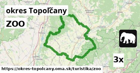ilustračný obrázok k ZOO, okres Topoľčany