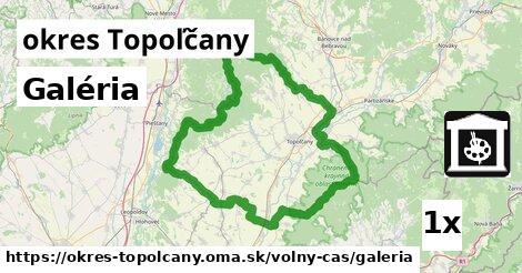 Galéria, okres Topoľčany