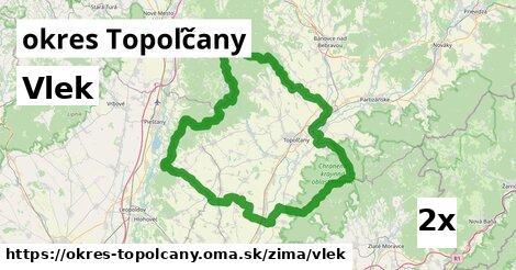 ilustračný obrázok k Vlek, okres Topoľčany