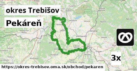Pekáreň, okres Trebišov