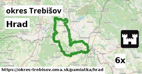 Hrad, okres Trebišov