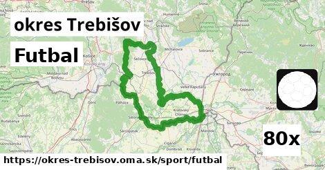 ilustračný obrázok k Futbal, okres Trebišov