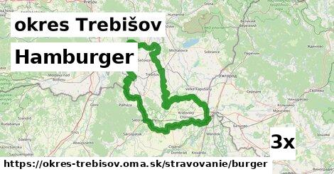 ilustračný obrázok k Hamburger, okres Trebišov
