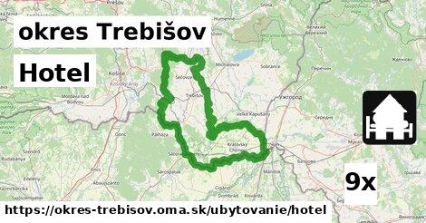 ilustračný obrázok k Hotel, okres Trebišov