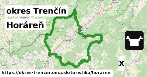 ilustračný obrázok k Horáreň, okres Trenčín