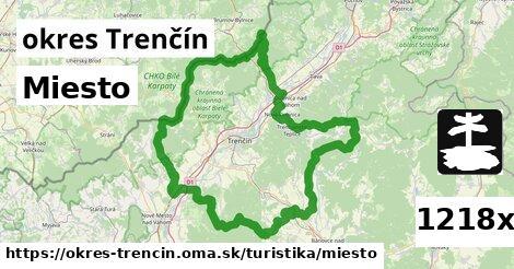 ilustračný obrázok k Miesto, okres Trenčín