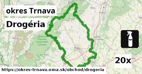 ilustračný obrázok k Drogéria, okres Trnava