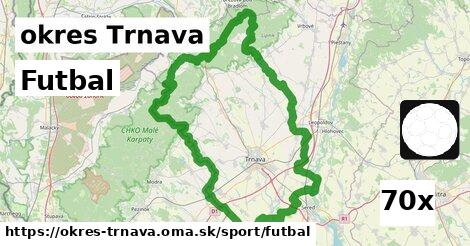 futbal v okres Trnava