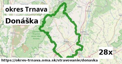 ilustračný obrázok k Donáška, okres Trnava