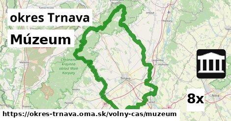 múzeum v okres Trnava