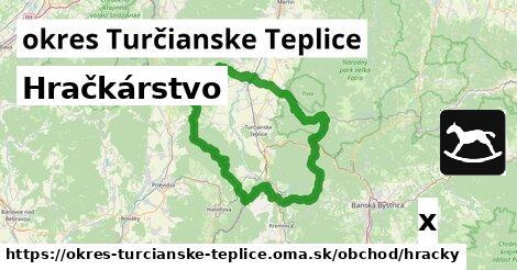 ilustračný obrázok k Hračkárstvo, okres Turčianske Teplice