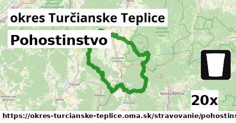 ilustračný obrázok k Pohostinstvo, okres Turčianske Teplice
