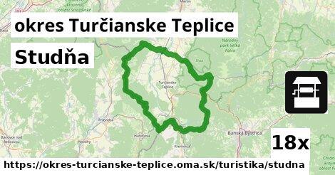 ilustračný obrázok k Studňa, okres Turčianske Teplice