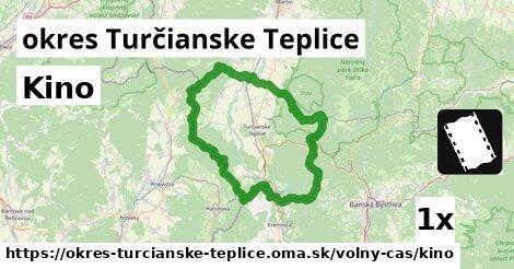 ilustračný obrázok k Kino, okres Turčianske Teplice