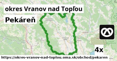 ilustračný obrázok k Pekáreň, okres Vranov nad Topľou