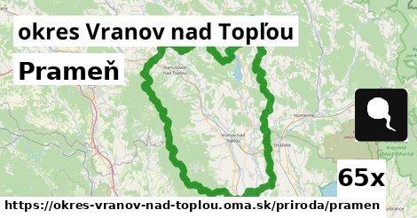 ilustračný obrázok k Prameň, okres Vranov nad Topľou