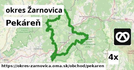 Pekáreň, okres Žarnovica