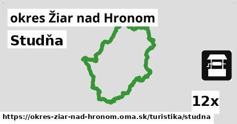 ilustračný obrázok k Studňa, okres Žiar nad Hronom