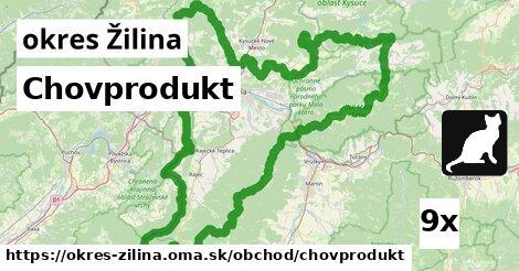 ilustračný obrázok k Chovprodukt, okres Žilina