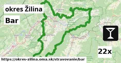 ilustračný obrázok k Bar, okres Žilina
