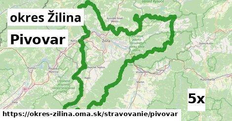 ilustračný obrázok k Pivovar, okres Žilina