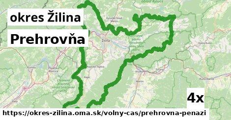 ilustračný obrázok k Prehrovňa, okres Žilina
