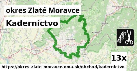 Kaderníctvo, okres Zlaté Moravce