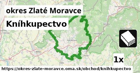Kníhkupectvo, okres Zlaté Moravce