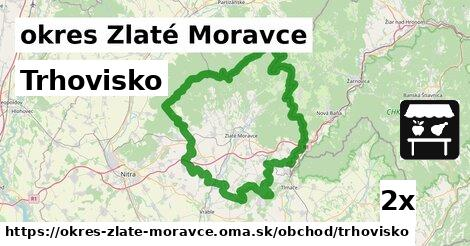 Trhovisko, okres Zlaté Moravce