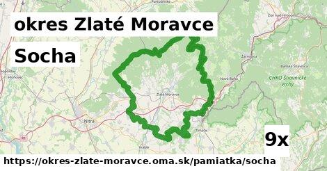 Socha, okres Zlaté Moravce
