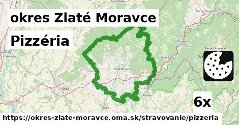 Pizzéria, okres Zlaté Moravce