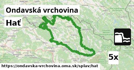 ilustračný obrázok k Hať, Ondavská vrchovina