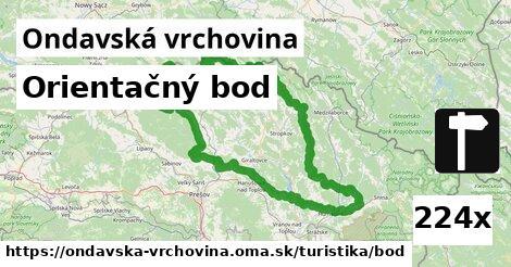 ilustračný obrázok k Orientačný bod, Ondavská vrchovina
