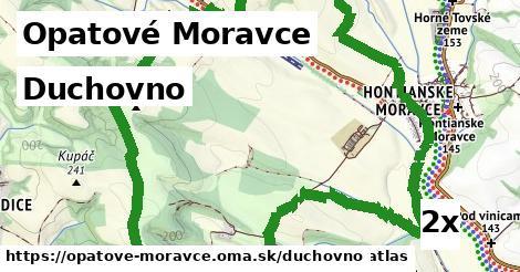 duchovno v Opatové Moravce