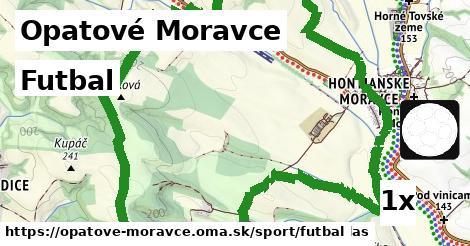 ilustračný obrázok k Futbal, Opatové Moravce