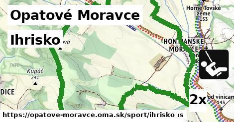 ilustračný obrázok k Ihrisko, Opatové Moravce