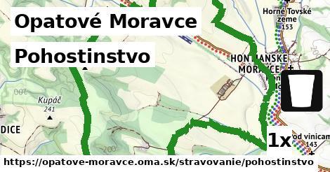ilustračný obrázok k Pohostinstvo, Opatové Moravce