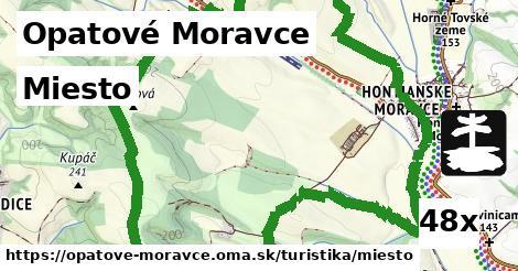ilustračný obrázok k Miesto, Opatové Moravce