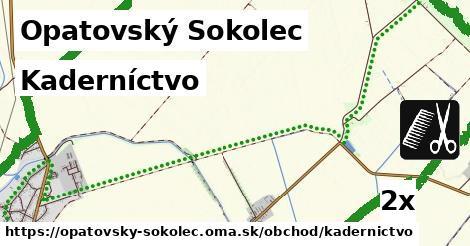 kaderníctvo v Opatovský Sokolec
