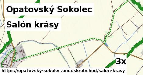 salón krásy v Opatovský Sokolec