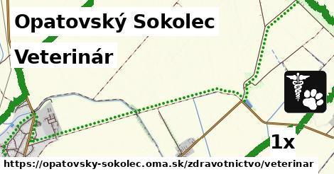 veterinár v Opatovský Sokolec