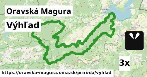 ilustračný obrázok k Výhľad, Oravská Magura