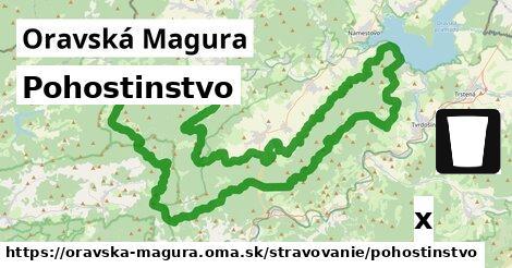 ilustračný obrázok k Pohostinstvo, Oravská Magura